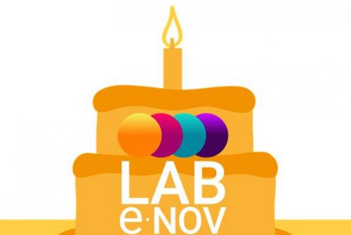 The Lab e·nov celebrates its first year.