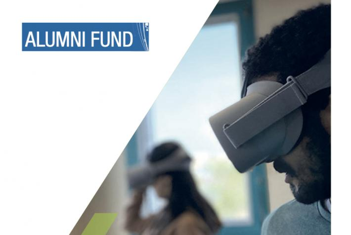 Brochure Alumni Fund 2020