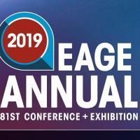 81st Annual EAGE Conference and Exhibition, on June 2 in London