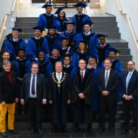 Graduation ceremony Executive Master of Management in Energy