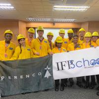 14 students of the IFP School SPE Student Chapter took part to a field trop in Asia
