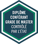Master Degree Label